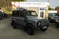 2012 LAND ROVER DEFENDER 90 2.2 TD X-TECH LE HARD TOP 1d 122 BHP £27950.00