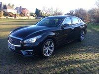 2015 INFINITI Q70 2.1 SPORT TECH D 4d 168 BHP £15490.00