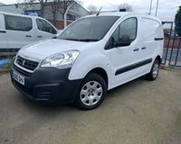 USED 2015 65 PEUGEOT PARTNER 1.6 HDI PROFESSIONAL 625 1d 92 BHP great first van