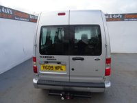 USED 2009 09 FORD TOURNEO CONNECT 1.8 TDCI LWB 4d 110 BHP FORD CONNECT TOURNEO  AIR CON NO VAT VAT
