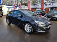 USED 2012 12 VAUXHALL ASTRA 1.4 GTC SPORT S/S 3d 138 BHP 0%  FINANCE AVAILABLE ON THIS CAR PLEASE CALL 01204 317705