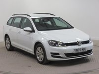 2015 VOLKSWAGEN GOLF 1.6 SE TDI BLUEMOTION TECHNOLOGY DSG 5d AUTO 109 BHP £11950.00