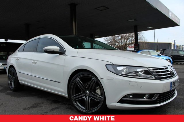 VOLKSWAGEN CC at Derby Trade Cars