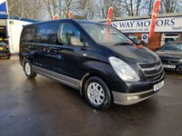 USED 2011 61 HYUNDAI I800 2.5 STYLE CRDI 5d 168 BHP 0%  FINANCE AVAILABLE ON THIS CAR PLEASE CALL 01204 393 181