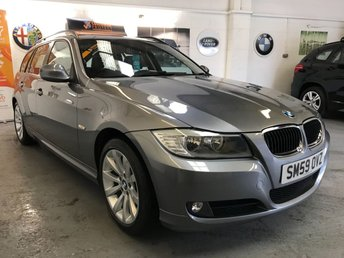 2009 BMW 3 SERIES 2.0 318I SE BUSINESS EDITION TOURING 5d 141 BHP £7990.00