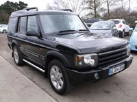 USED 2004 04 LAND ROVER DISCOVERY 2.5 ES PREMIUM ES TD5 5d AUTO 136 BHP ****Great Value 4X4 family car with service history, Great spec, Drives superbly****