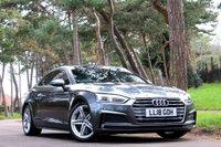 2018 AUDI A5 2.0 TFSI QUATTRO S LINE 2d AUTO 250 BHP £29945.00