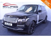 USED 2014 LAND ROVER RANGE ROVER 4.4 SDV8 AUTOBIOGRAPHY 5d AUTO 339 BHP
