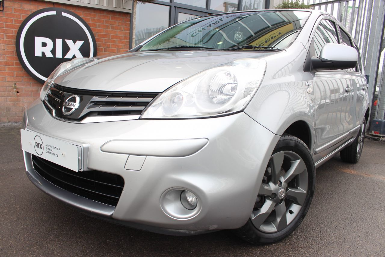 Used NISSAN NOTE for sale