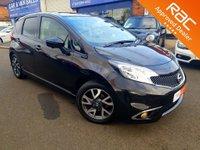 2015 NISSAN NOTE 1.2 TEKNA DIG-S 5d AUTO 98 BHP £9995.00