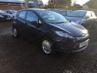 2009 FORD FIESTA 1.2 STYLE 5d 81 BHP £3500.00