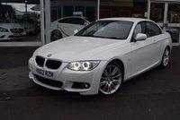 2012 BMW 3 SERIES 2.0 320D M SPORT 2d 181 BHP £11890.00