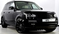 USED 2016 65 LAND ROVER RANGE ROVER 3.0 TD V6 Vogue SE 4X4 (s/s) 5dr Cost New £90k with £7k Extra's