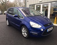 USED 2014 14 FORD S-MAX 1.6 TDCI TITANIUM 115 BHP THIS VEHICLE IS AT SITE 1 - TO VIEW CALL US ON 01903 892 224