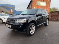 USED 2011 60 LAND ROVER FREELANDER 2.2 TD4 GS 5d 150 BHP Beautiful low mileage Sport
