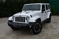 USED 2015 JEEP WRANGLER 2.8 CRD X UNLIMITED 4d AUTO 197 BHP