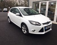 USED 2012 12 FORD FOCUS 1.6 ZETEC 125 BHP THIS VEHICLE IS AT SITE 2 - TO VIEW CALL US ON 01903 323333