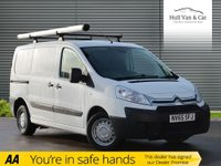 USED 2015 65 CITROEN DISPATCH 1.6 1000 L1H1 HDI 4d 89 BHP ONE OWNER, HISTORY, 3 SEATS