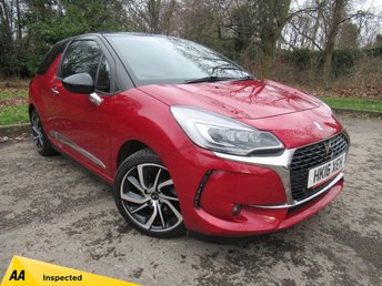 2016 DS DS 3