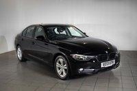 2013 BMW 3 SERIES 2.0 320D SPORT 4d AUTO 184 BHP £12283.00