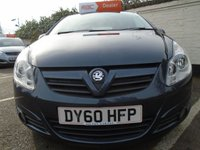 USED 2010 60 VAUXHALL CORSA 1.2 ENERGY 5d 83 BHP GUARANTEED TO BEAT ANY 'WE BUY ANY CAR' VALUATION ON YOUR PART EXCHANGE