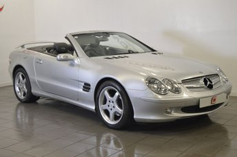 2005 MERCEDES-BENZ SL 350