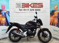 USED 2018 18 HONDA CB125 F (GLR125 1WH-H) 125CC *SOLD**