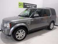 2010 LAND ROVER DISCOVERY 3.0 4 TDV6 HSE 5d AUTO 245 BHP £14000.00