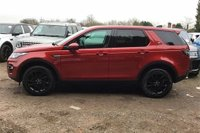 2017 LAND ROVER DISCOVERY SPORT 2.0 TD4 SE TECH 5d 180 BHP £26499.00