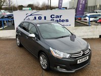 USED 2013 13 CITROEN C4 1.6 HDI SELECTION 5d 115 BHP