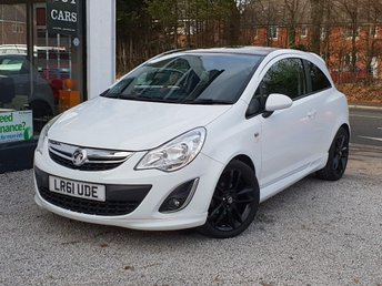 2011 VAUXHALL CORSA 1.2 LIMITED EDITION 3d 83 BHP £5495.00