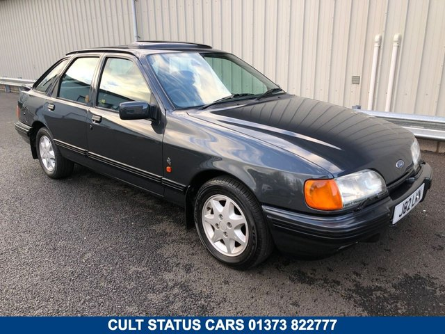 1991 J FORD SIERRA 2.9 V6 XR4X4 HATCHBACK