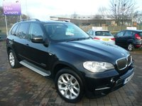 2011 BMW X5 3.0 XDRIVE30D SE 5d AUTO 241 BHP £SOLD