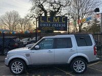 2014 LAND ROVER DISCOVERY 3.0 SDV6 HSE 5d AUTO 255 BHP