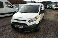 2017 FORD TRANSIT CONNECT 1.5 220 P/V 1d 100 BHP £9795.00