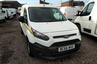 2017 FORD TRANSIT CONNECT 1.5 220 P/V 1d 100 BHP £9250.00