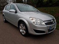USED 2007 57 VAUXHALL ASTRA 1.6 BREEZE 5d 115 BHP **LOVELY CONDITION**SUPERB DRIVE**LOW MILEAGE**