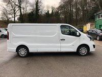 USED 2017 67 VAUXHALL VIVARO 1.6 L2H1 2900 SPORTIVE CDTI 120PS *TOP SPEC SPORTIVE MODEL*