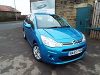 USED 2015 65 CITROEN C3 1.6 BLUEHDI SELECTION 5d 74 BHP One Owner With HIGH Spec Including SAT NAV !!