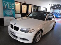 2013 BMW 1 SERIES 2.0 120I SPORT PLUS EDITION 2d 168 BHP £11995.00
