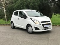 USED 2013 13 CHEVROLET SPARK 1.0 LS 5d Genuine Mileage | £30 Road Tax