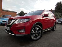 USED 2017 67 NISSAN X-TRAIL 1.6 DCI N-CONNECTA 5d 130 BHP LOVELY SPEC SUV