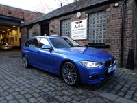 2015 BMW 3 SERIES 3.0 330D XDRIVE M SPORT TOURING 5d AUTO 255 BHP £22995.00