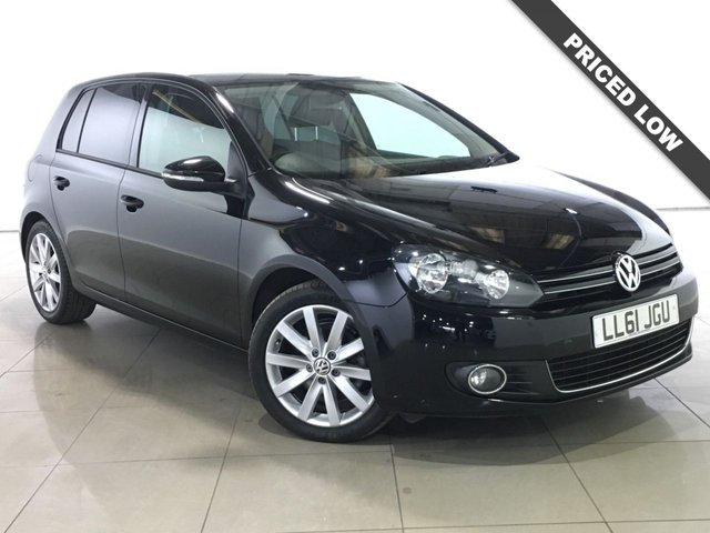View our 2012 61 VOLKSWAGEN GOLF 2.0 GT TDI DSG 5d AUTO 138 BHP