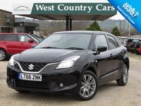 USED 2016 66 SUZUKI BALENO 1.0 SZ-T BOOSTERJET 5d 111 BHP £20 For A Years Tax And 50MPG