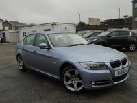 2011 BMW 3 SERIES 2.0 318D EXCLUSIVE EDITION 4d 141 BHP £6995.00