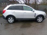 USED 2012 62 VAUXHALL ANTARA 2.2 EXCLUSIV CDTI 2WD S/S 5d 161 BHP