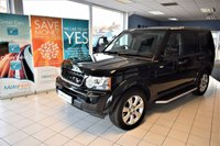 USED 2013 63 LAND ROVER DISCOVERY 4 3.0 4 SDV6 COMMERCIAL  AUTO COMMAND 255 BHP RARE 7 SEATER