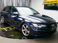 USED 2014 14 AUDI A6 2.0 AVANT TDI S LINE BLACK EDITION 5d 175 BHP £0 DEPOSIT FINANCE AVAILABLE, AIR CONDITIONING, AUDI DRIVE SELECT, AUTOMATIC BOOT RELEASE, BLUETOOTH CONNECTIVITY, CLIMATE CONTROL, CRUISE CONTROL, DAB RADIO, DAYTIME RUNNING LIGHTS, ELECTRONIC PARKING BRAKE, FULL S LINE LEATHER UPHOLSTERY, HEATED SEATS, KEYLESS START, PARKING SENSORS, START/STOP SYSTEM, STEERING WHEEL CONTROLS, TRIP COMPUTER