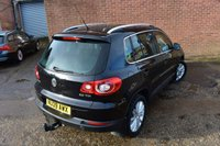 USED 2009 09 VOLKSWAGEN TIGUAN 2.0 SPORT TDI 5d AUTO 138 BHP WE OFFER FINANCE ON THIS CAR